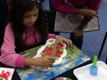 niña-expo-pintura-manualidades-monterrey